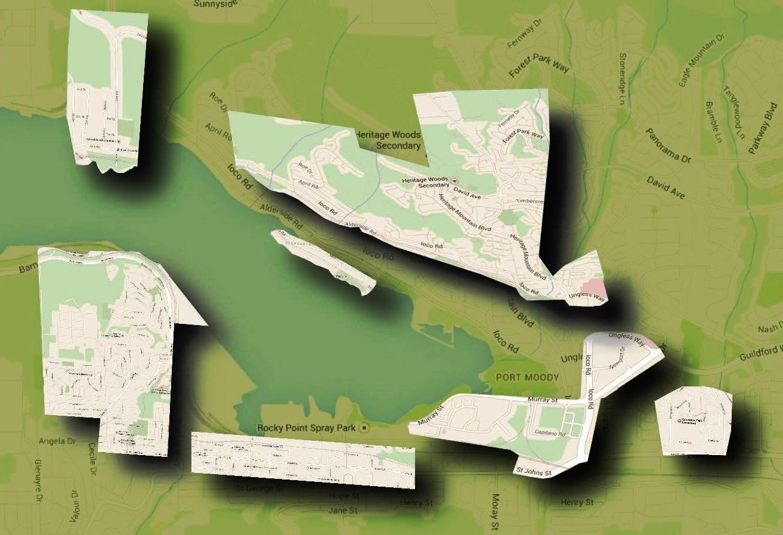 Port Moody Neighbourhood Profiles