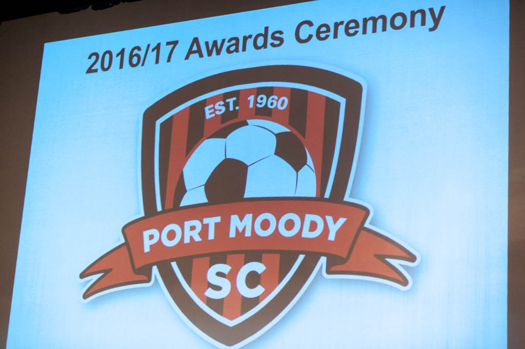 Port Moody Soccer Club Awards 2017